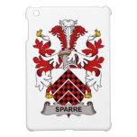 Escudo de la familia de Sparre iPad Mini Protector
