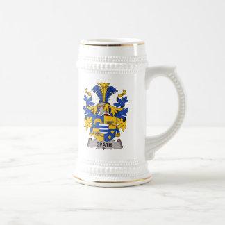 Escudo de la familia de Spath Jarra De Cerveza