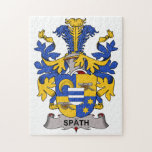Escudo de la familia de Spath Rompecabeza