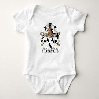 Escudo de la familia de Specht Camiseta