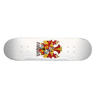 Escudo de la familia de Sponeck Skate Board
