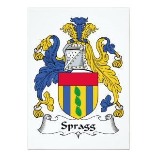 Escudo de la familia de Spragg