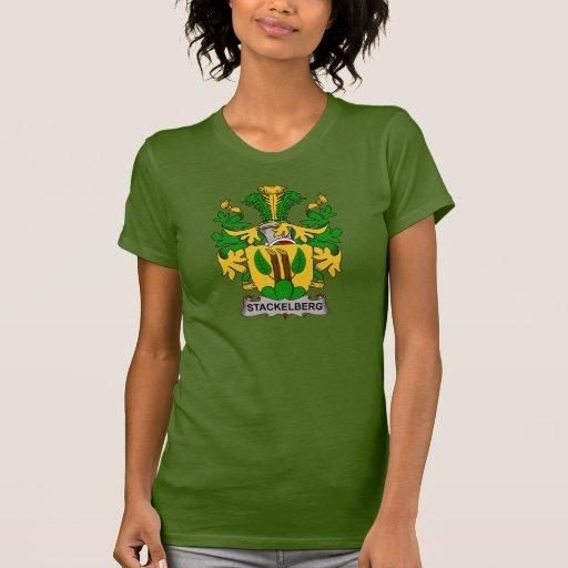 Escudo de la familia de Stackelberg Camisetas