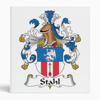 "Escudo de la familia de Stahl Carpeta 1"""