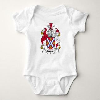 Escudo de la familia de Stamford Mameluco De Bebé
