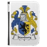 Escudo de la familia de Stanbury