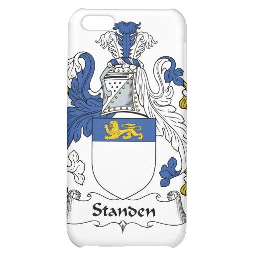 Escudo de la familia de Standen