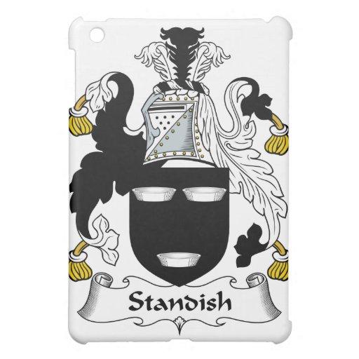 Escudo de la familia de Standish