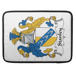 Escudo de la familia de Stanley Fundas Macbook Pro