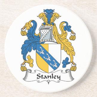 Escudo de la familia de Stanley Posavasos Cerveza