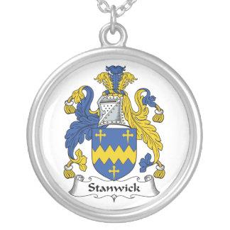 Escudo de la familia de Stanwick Joyeria