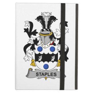 Escudo de la familia de Staples