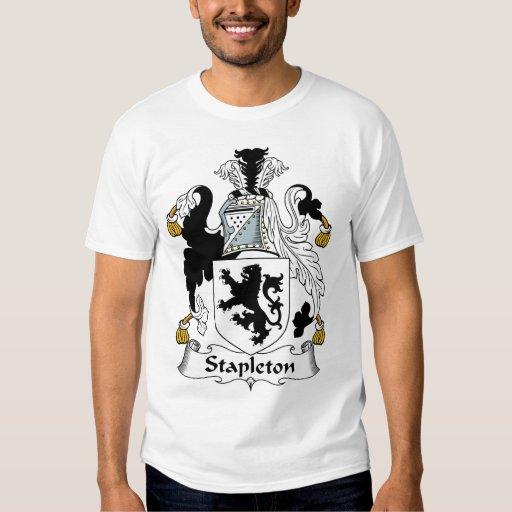 Escudo de la familia de Stapleton Camisas