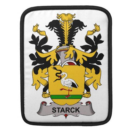 Escudo de la familia de Starck Funda Para iPads