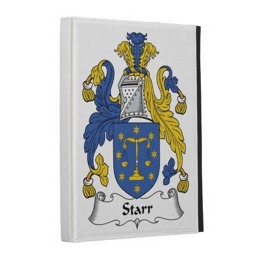 Escudo de la familia de Starr