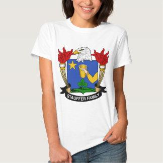 Escudo de la familia de Stauffer Camisas