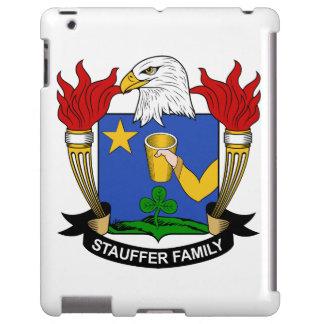 Escudo de la familia de Stauffer Funda Para iPad