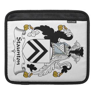 Escudo de la familia de Staunton Manga De iPad