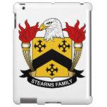 Escudo de la familia de Stearns