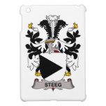 Escudo de la familia de Steeg iPad Mini Fundas
