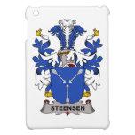Escudo de la familia de Steensen iPad Mini Cobertura
