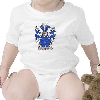 Escudo de la familia de Steensen Trajes De Bebé