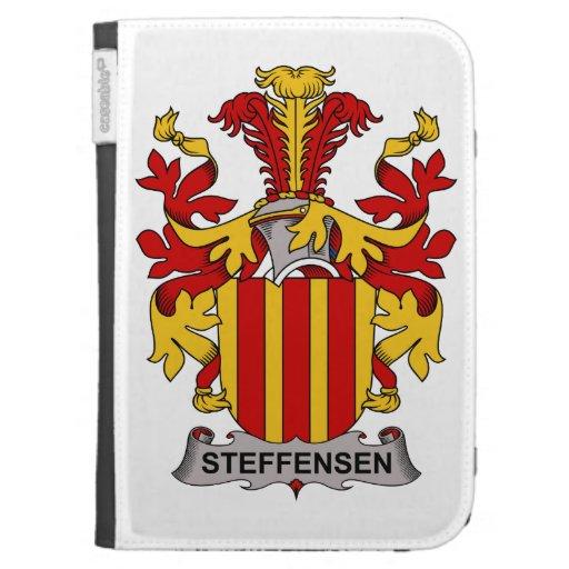 Escudo de la familia de Steffensen