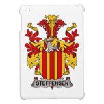 Escudo de la familia de Steffensen iPad Mini Protectores