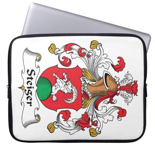 Escudo de la familia de Steiger Manga Computadora