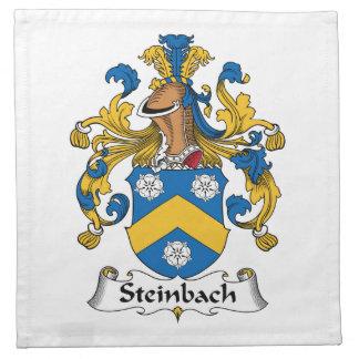 Escudo de la familia de Steinbach Servilleta De Papel