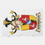 Escudo de la familia de Steinbach Toalla