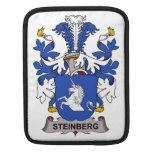 Escudo de la familia de Steinberg Fundas Para iPads
