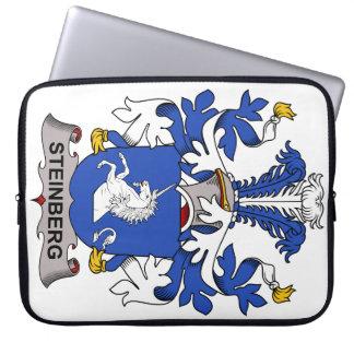 Escudo de la familia de Steinberg Funda Ordendadores