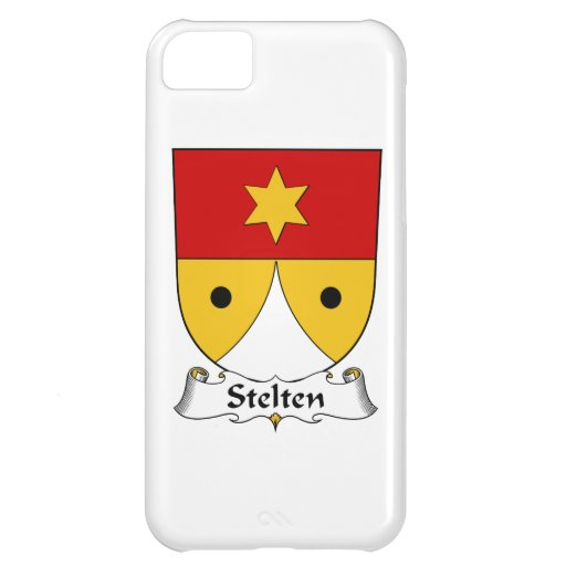 Escudo de la familia de Stelten