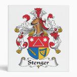 Escudo de la familia de Stenger
