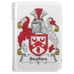 Escudo de la familia de Stephen