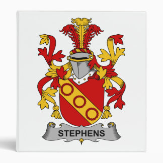 Escudo de la familia de Stephens