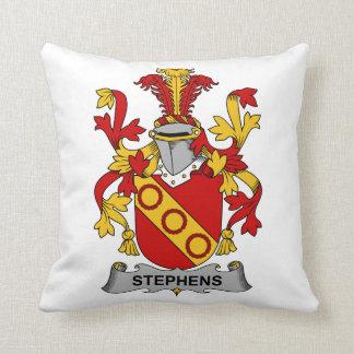 Escudo de la familia de Stephens Cojines