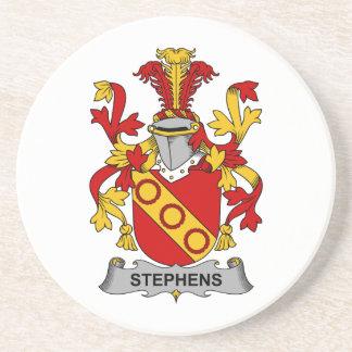 Escudo de la familia de Stephens Posavasos Diseño