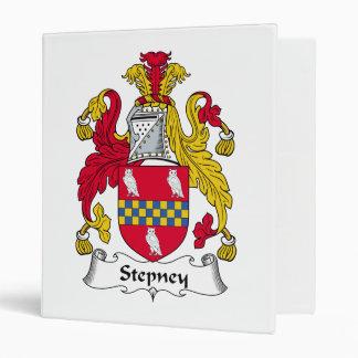 Escudo de la familia de Stepney