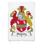 Escudo de la familia de Stepney iPad Mini Coberturas