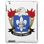 Escudo de la familia de Steptoe