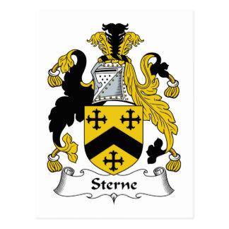 Escudo de la familia de Sterne Postal