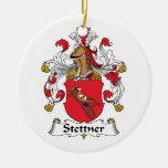 Escudo de la familia de Stettner Adorno De Reyes