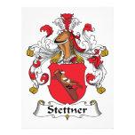 Escudo de la familia de Stettner Comunicados Personales