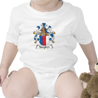 Escudo de la familia de Steuben Trajes De Bebé