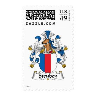 Escudo de la familia de Steuben Envio
