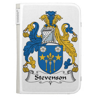 Escudo de la familia de Stevenson