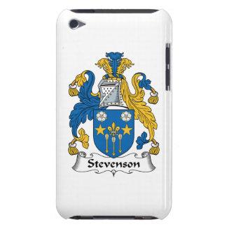 Escudo de la familia de Stevenson iPod Touch Case-Mate Protectores