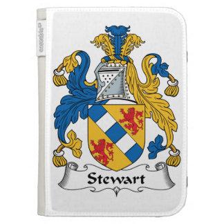 Escudo de la familia de Stewart